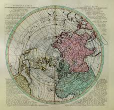 World Map Hemispheres by Worldwide Maps Astronomy Astrology 1 U2013 L Brown Collection