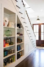 best 20 shelves under stairs ideas on pinterest stair storage