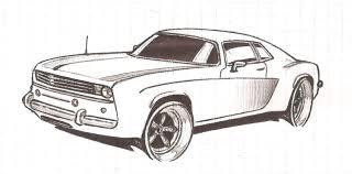 imagenes de ferraris para dibujar faciles dibujos para colorear de carros chidos para los más pequeños