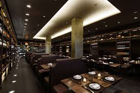 Low Cost Restaurant Interior Design by Coworking Spaces By Day Restaurants By Night A New Office Model