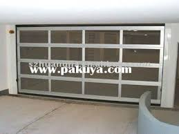Garage Doors Overhead by Garage Doors With Windows Styles Caurora Com Just All About