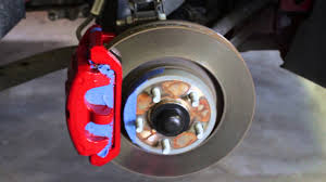 brake caliper painting with g2 epoxy paint on 2015 ford mustang v6