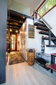 best images about living small pinterest tiny homes this the story how one woman gradually downsized from four bedroom house tumbleweed housetiny
