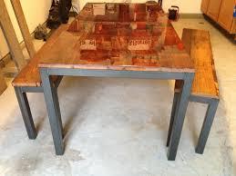 Gratify Images Kitchen Metal Kitchen Table Simple Metal Kitchen - Metal kitchen table