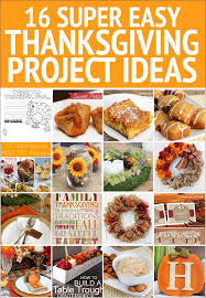 thanksgiving project ideas crafts recipes and diy projects