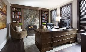 Office  Fantastic Luxury Home Office Design For Women With Built - Built in home office designs
