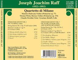 polterabend flyer quartetto di joseph joachim raff none joseph joachim