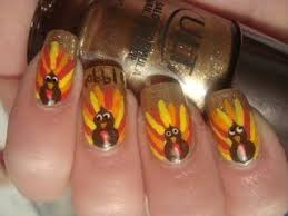 201 best thanksgiving nail images on nail ideas