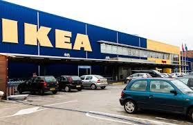 ikea parking lot ikea is offering a discount to pregnant women who pee on ad complex