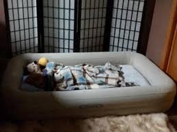 Air Bed Pump Walmart Intex Inflatable Kids Travel Airbed With Hand Pump Walmart Com