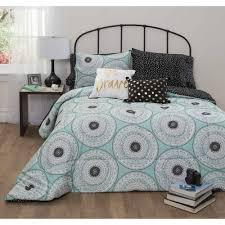 Twin Size Sheets Mint Green Discount Bedding Company Formula Whitney Mint Bed In A Bag Bedding Set Walmart Com