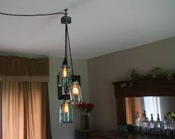 plug in swag chandelier lights chandelier ideas