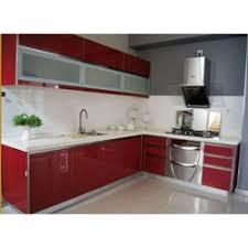 Modular Kitch L Shape Modular Kitchen In Kolkata West Bengal Manufacturers
