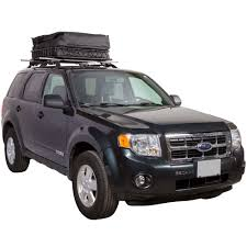 Jetta Roof Rack by Deluxe Auto Cargo Kit Car Roof Rack Basket And Bag Combo
