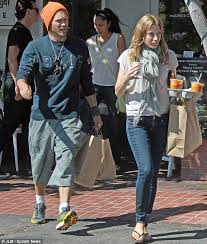 chad michael murray with chosen co star girlfriend sarah roemer on