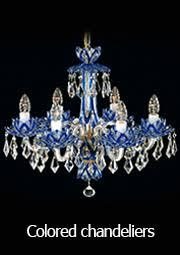 Bohemian Glass Chandelier Crystal Chandeliers Glass Modern Chandeliers Lamps Lightings