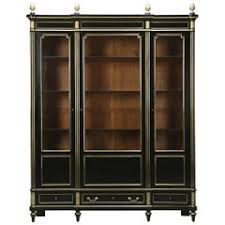 Provincial Bookcase Pair Of 1900s French Provincial Style Bookcases For Sale At 1stdibs