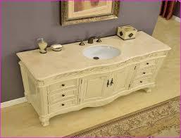 60 Inch Vanity With Single Sink 60 Inch Bathroom Vanity Single Sink Home Design Ideas