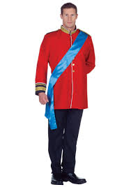 vire costume royal prince costume