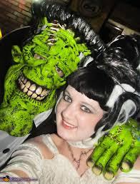 Frankenstein Halloween Costumes Frankenstein U0026 Bride Halloween Costume Ideas Couples