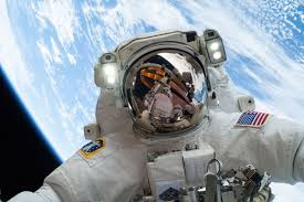 space shuttle astronaut spending time in space may cause astronauts brains to float