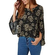 split sleeve blouse the way louisa split sleeve blouse camelia free delivery