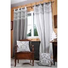 rideaux cuisine gris rideau de cuisine style cagne 4 indogate deco chambre beige