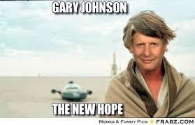 Gary Johnson Memes - gary johnson memes home facebook