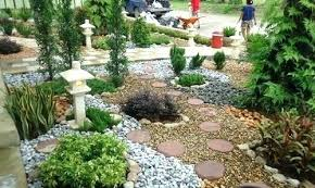 Simple Rock Garden How To Build A Rock Garden On A Slope Your Guide To Choosing Rocks