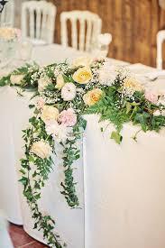 composition florale mariage composition florale de table mariage bohème chêtre
