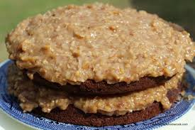 german chocolate cake icing from scratch best cake 2017