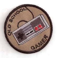 old gamer nes merit badge patch 8 00 via etsy yes i
