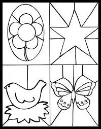 free stained glass printable kid u0027s craft blogger crafts we love