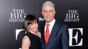 anthony bourdain really lucked out with the timing on his divorce