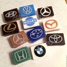 nissan logos buy soap auto logos on livemaster online shop