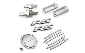 2011 camaro rs accessories chrome or black rs accessories package for 2010 2011 2012 2013