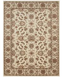9x11 Area Rugs Km Home Pesaro Meshed Ivory 7 9 X 11 Area Rug Rugs Macy S Intended