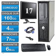 pc bureau reconditionné bureau luxury ordinateur de bureau pas cher d occasion high