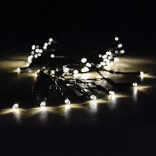 Outdoor Christmas Light Safety - amazon com solar string lights by earth u0026 sky works 37ft with