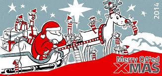 merry qa u0027ed christmas happy