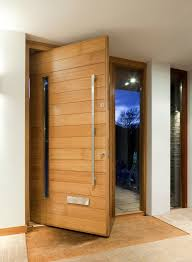 How To Make A Exterior Door Architectural Pivot Door Contemporary Architecture