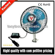 6 inch oscillating fan 6 inch car fan vehicle fan 12 volt oscillating fan