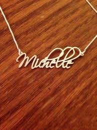 personalized sterling name necklace images 332 best name necklaces images name necklace cable jpg