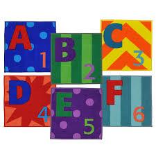 Squares Rug Joy Carpets Letters U0026 Numbers Carpet Squares Set Of 26 Schoolsin
