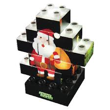 light stax power base set light stax puzzle multicolour 12 pieces nedis webshop