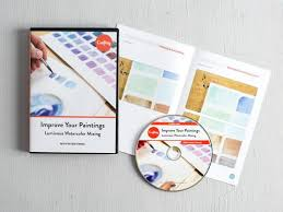 step class dvd watercolor painting essentials 2 class dvd bundle watercolor and