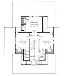 southern living floorplans house plan four gables sl 1832 a southern living plan