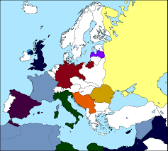 Map Quiz Of Europe by Empires Of Europe 1930 Thefutureofeuropes Wiki Fandom Powered