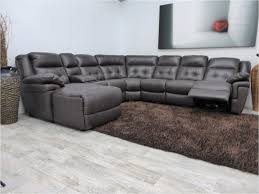 sofas magnificent gray leather sectional small sectional couch
