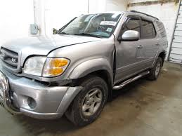 used toyota sequoia parts parting out 2002 toyota sequoia stock 140362 tom s foreign